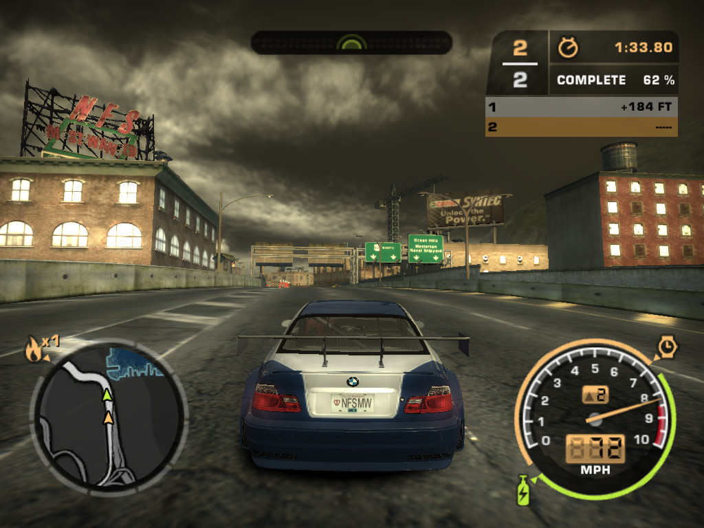 Need for speed most wanted mac os mojave national park