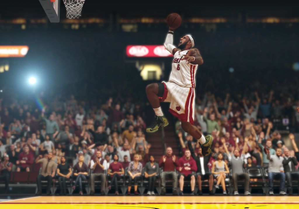 NBA 2K18 Mac free