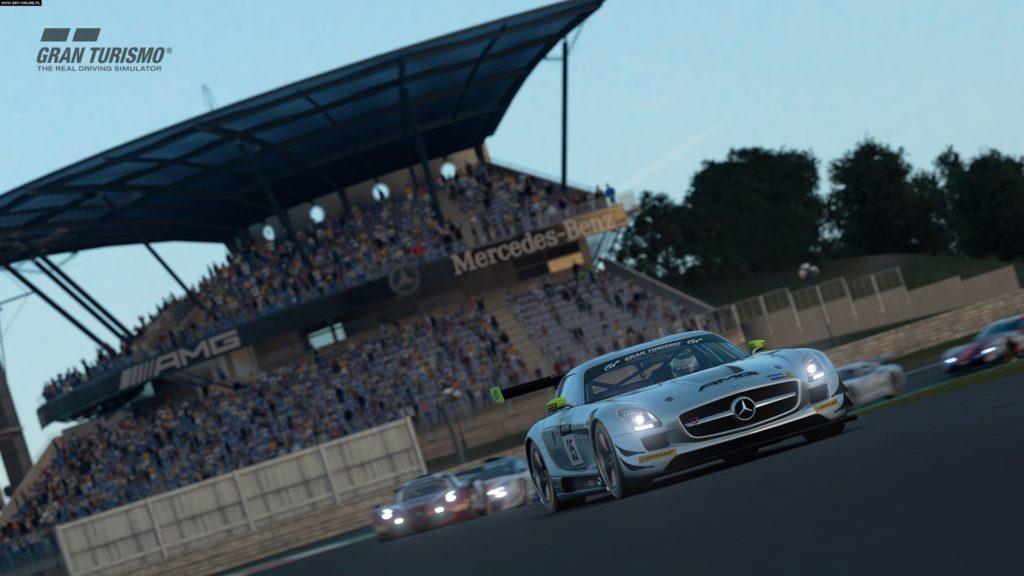 Gran Turismo Sport for mac free download