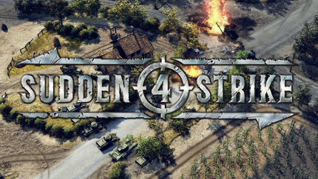 Sudden Strike 4 mac download