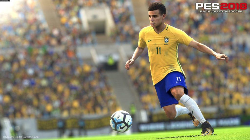 Pro Evolution Soccer 2018 Mac Free Download
