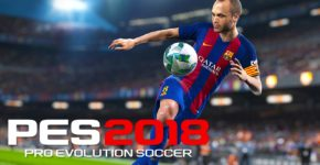 Pro Evolution Soccer 2018 Mac Download