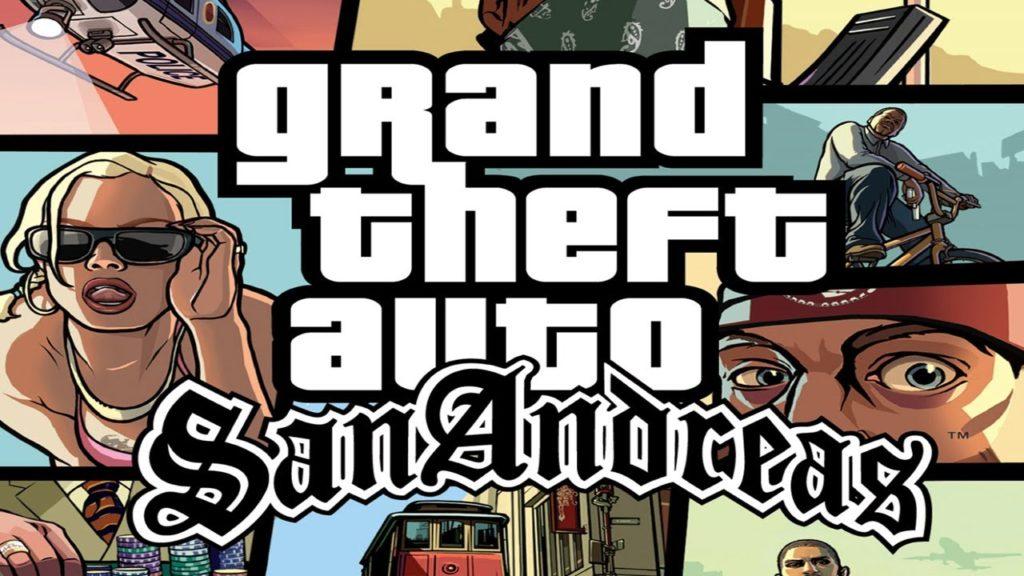 Grand Theft Auto SAN ANDREAS Mac download