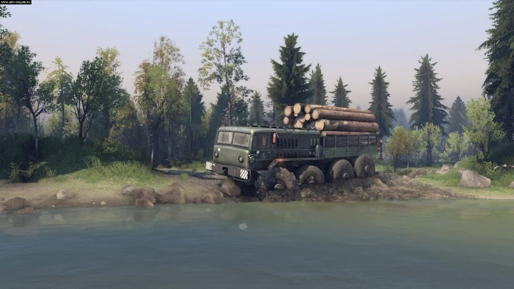 Spintires for mac