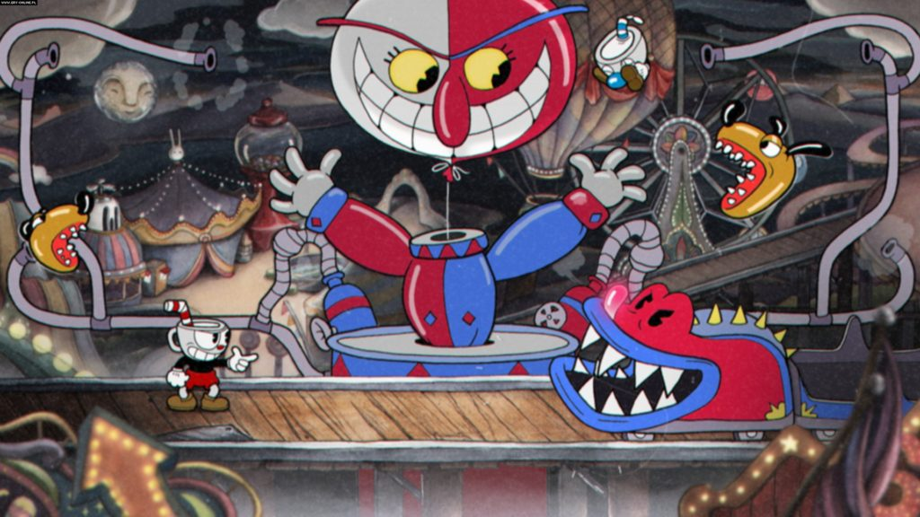 Cuphead Mac Download