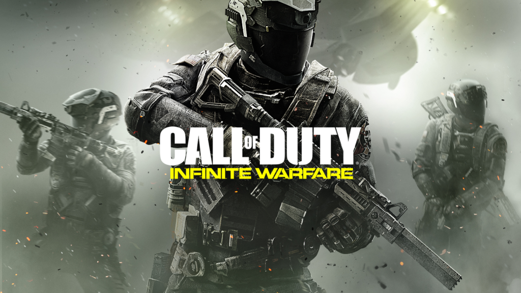 Call of Duty Infinite Warfare mac download