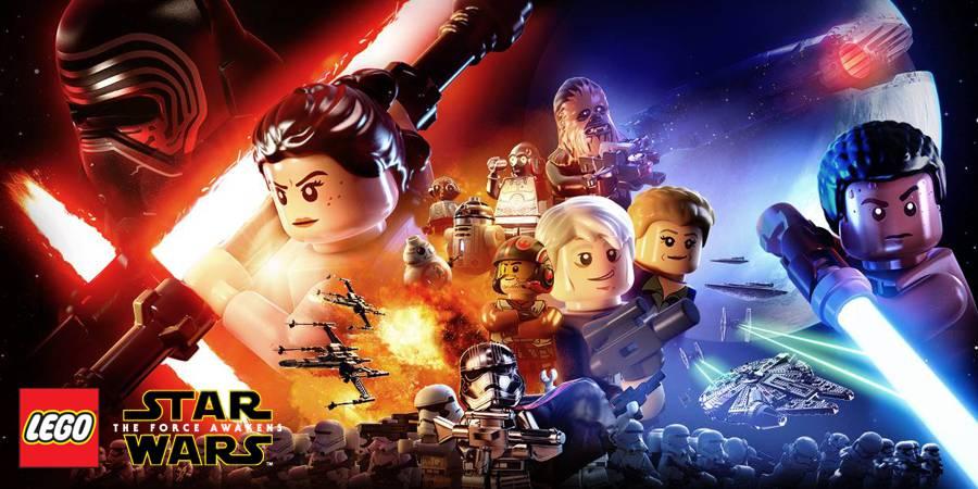 LEGO Star Wars The Force Awakens mac download