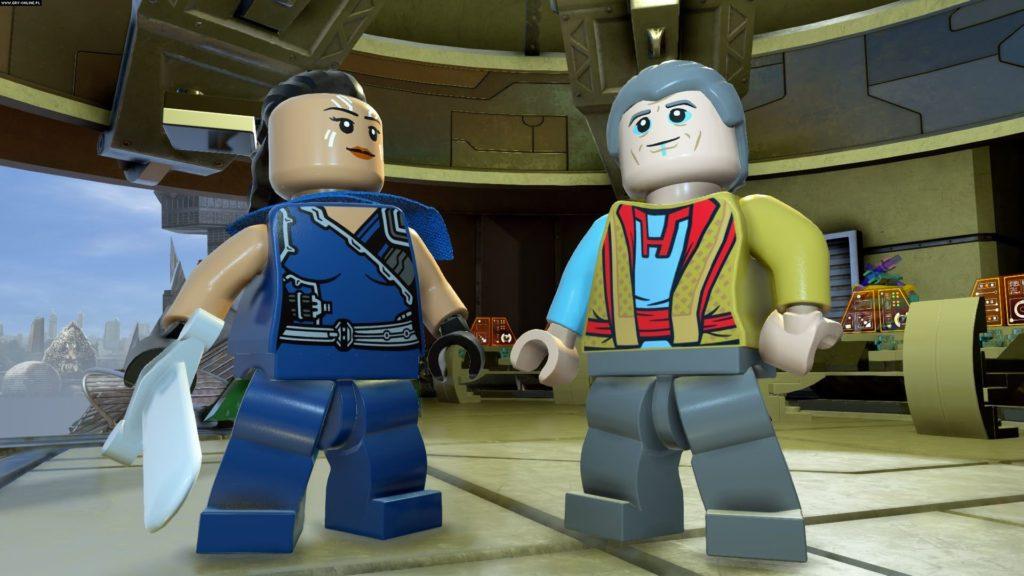 LEGO Marvel Super Heroes 2 mac os x