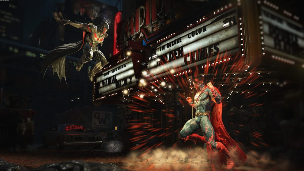 Injustice 2 for mac