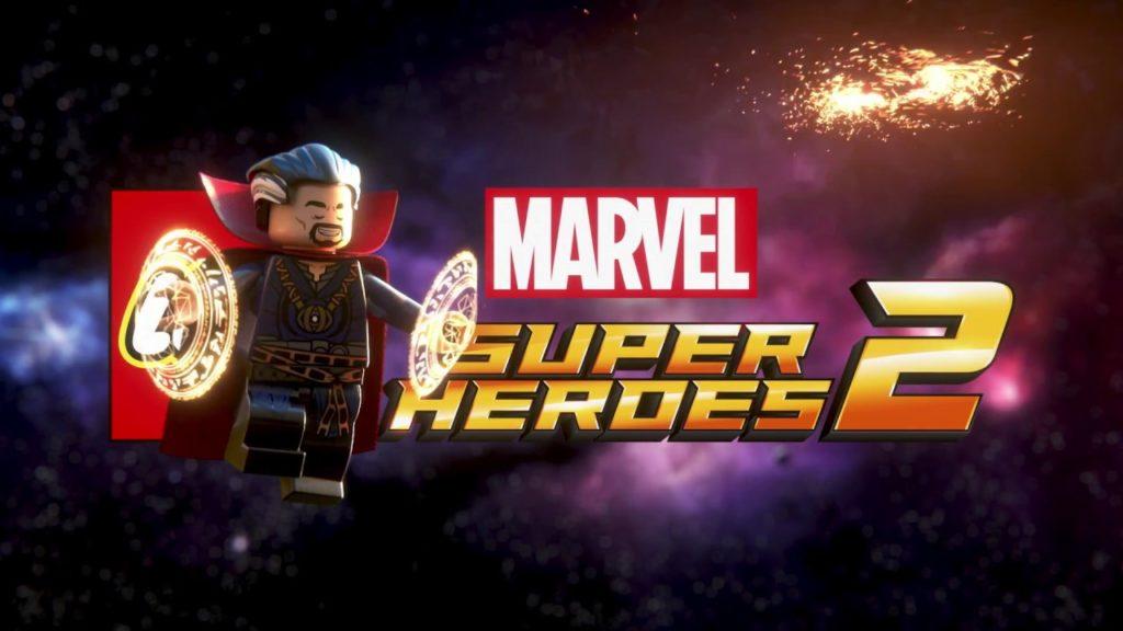 LEGO Marvel Super Heroes 2 mac download