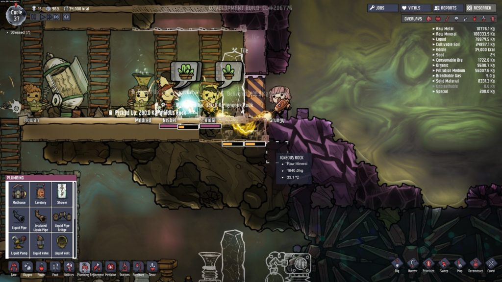 Oxygen Not Included mac free
