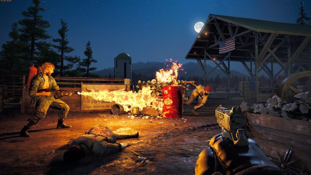 Far Cry 5 mac for free