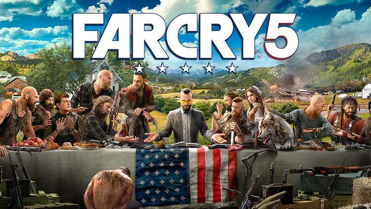 Far Cry 5 mac download