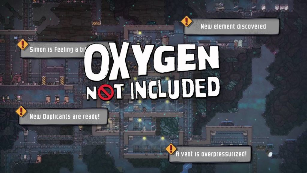 Oxygen Not Included mac download