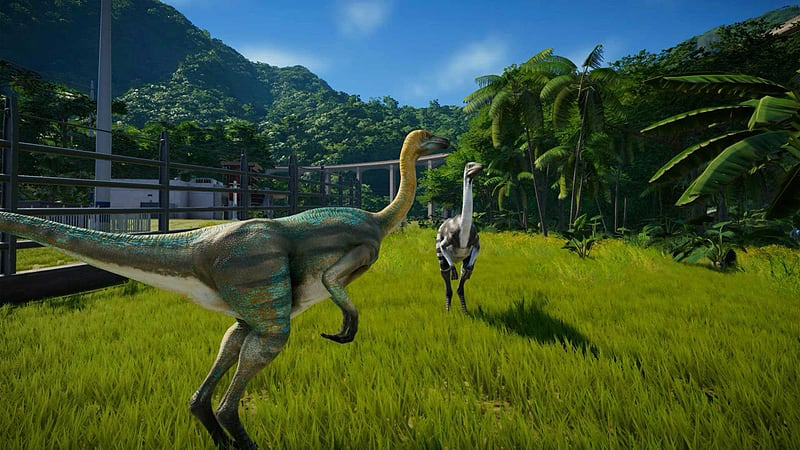 Jurassic World Evolution Mac os x
