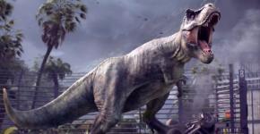 Jurassic World Evolution for mac download