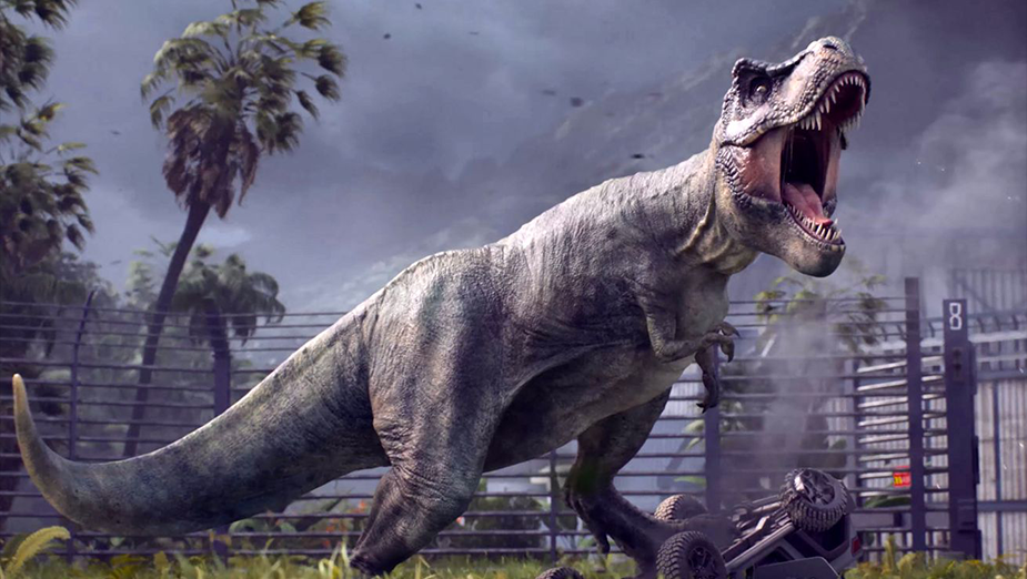 Jurassic World Evolution for mac download