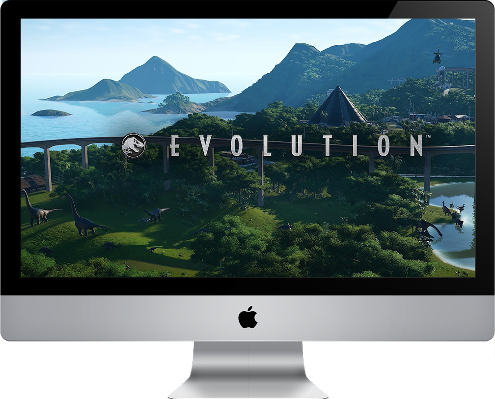 Jurassic World MAC Download